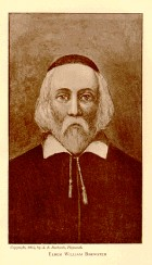 Mayflower passenger, Elder William Brewster